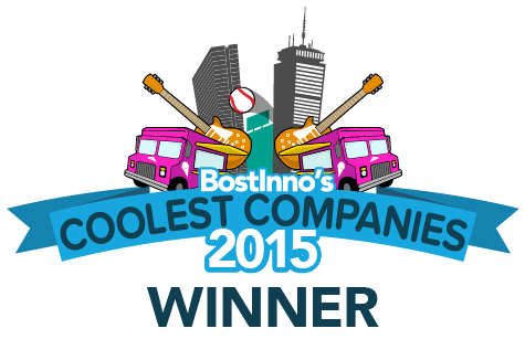 BostInno's Coolest Companies 2015 Winner