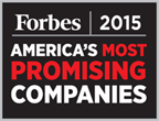 Forbes 2015 Most Promising Companies
